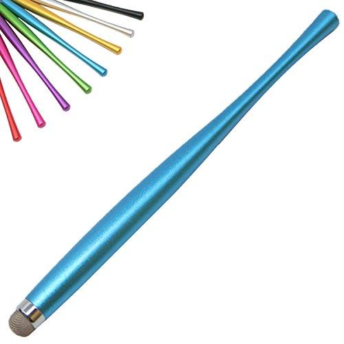 Luna rabbit I タッチペン スタイラスペン 極太 タッチパネル専用 持ちやすさを重視したすらすら描ける滑らかさ 青色