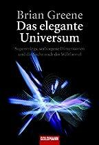 """Buchcover """"Das elegante Universum"""""""