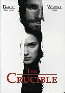 """Cover of """"The Crucible"""""""