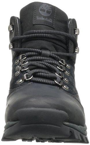 Timberland Men's Rangeley Mid Boot,Black,10 M US
