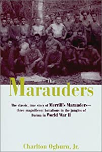 "Cover of ""The Marauders"""