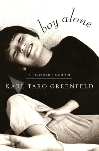 "Cover of ""Boy Alone: A Brother's Memoir"""