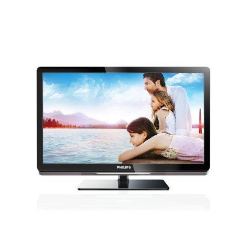 Philips 22PFL3507H/12 56 cm (22 Zoll) LED-Backlight-Fernseher, Energieeffizienzklasse B (Full-HD, DVB-T/C, CI+, Smart TV (Youtube und DLNA)) schwarz