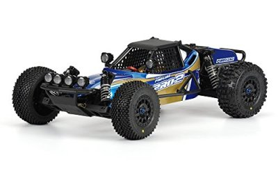 Pro-Line-Racing-400201-Pro-2-Performance-Buggy-Kit-with-Tires-110-Scale