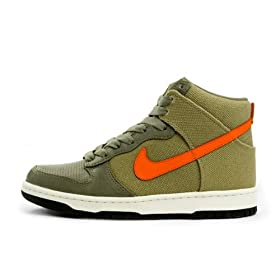 Nike Mens Dunk High Premium Basketball Shoes
