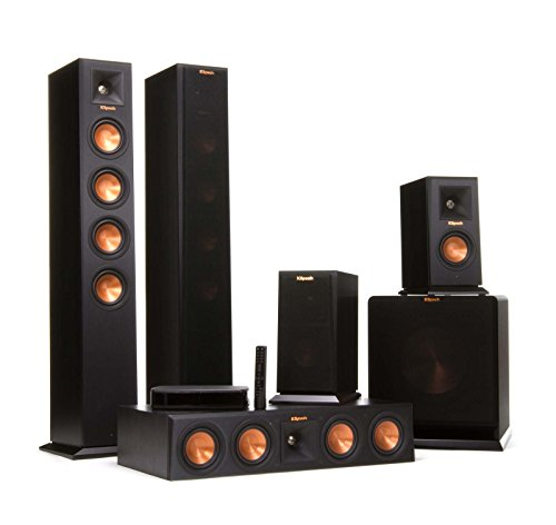 video review klipsch rp440wf reference premiere hd wireless home theater system best deal expert. Black Bedroom Furniture Sets. Home Design Ideas