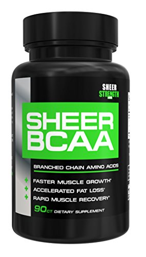 SHEER-BCAA-Capsules-1-Best-Branched-Chain-Amino-Acids-Post-Workout-Supplement-Builds-Muscle-and-Burns-Fat-Fast-Full-30-Day-Supply