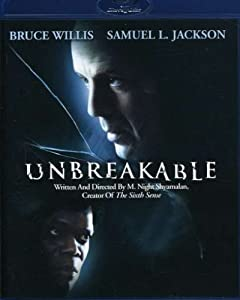 "Cover of ""Unbreakable [Blu-ray]"""