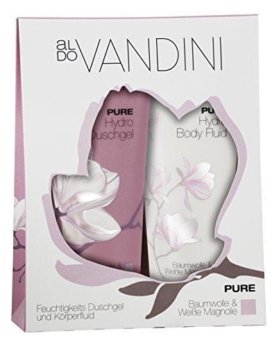 aldo-VANDINI-Duo-Set-Pure-Baumwolle-und-weie-Magnolie-1er-Pack-1-x-2-Stck