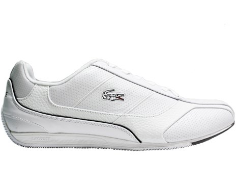sports shoes 4f876 1368d Convey some sleek style in Lacoste Mens Radium sneakers. For the best  Athlete s across the world. White   Dark Grey Fashion Walking,Tennis,Croc  Bike,Deisel ...