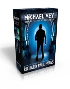 Michael Vey, the Electric Collection: Michael Vey; Michael Vey 2; Michael Vey 3 by Richard Paul Evans| wearewordnerds.com