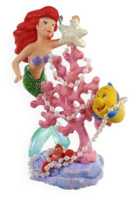 Little Mermaid Ariel 2009 Hallmark Ornament