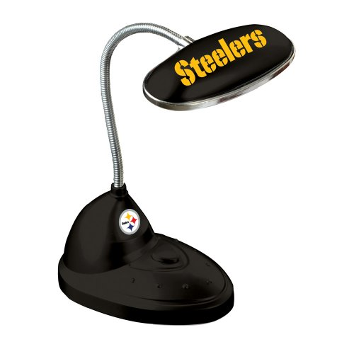 NFL Pittsburgh Steelers LED Desk Lamp