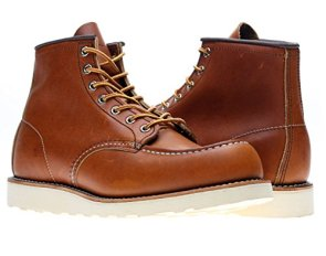 "Red Wing Heritage Moc 6"" Boot, Oro-Legacy, 10.5 D(M) US"