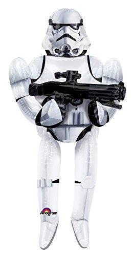 Star Wars Storm Trooper Airwalker Balloon 70
