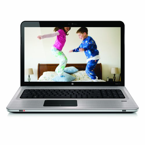 HP Pavilion dv7-4180us 17.3-Inch Laptop PC – Up to 7.75 Hours of Battery Life (Argento)