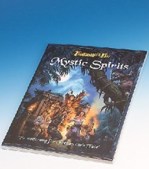 Mystic Spirits, Freebooters Fate, FF, Regelwerk, Regelbuch, Rezension, Kult