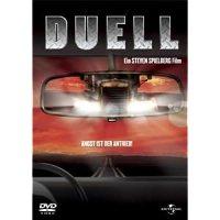 Duell / Regie: Steven Spielberg. Darst.: Dennis Weaver ; Jacqueline Scott ; Eddie Firestone ...
