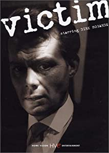 "Cover of ""Victim"""