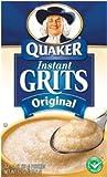 Quaker Instant Grits - Original, 12 Oz