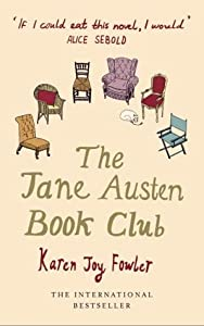 "Cover of ""The Jane Austen Book Club"""