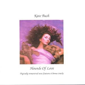 "Cover of ""Hounds of Love"""