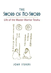 """Cover of """"The Sword of No-Sword: Life of ..."""