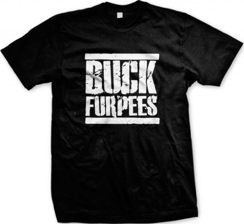 Cybertela Buck Furpees Men's T-shirt