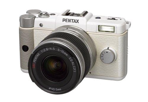 PENTAX デジタル一眼 Q 02ズームレンズキット ホワイトPENTAXQ02LKWH