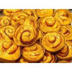 Sugar Free Gourmet Cinnamon Rolls 12 pack