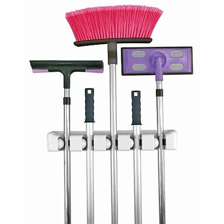 broom rack