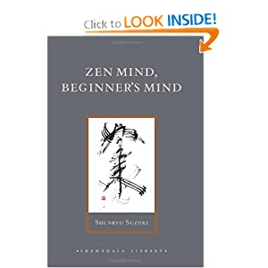 Zen Body Beginner's Mind