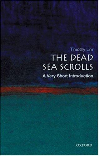 Dead Dea Scrolls cover