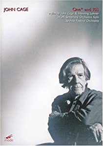 """Cover of """"John Cage: One11 with 103"""""""