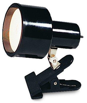 Pro Track® Black Mini Accent Headboard Clip Light