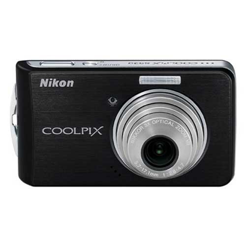 Nikon Coolpix S520 ~ 8MP Digital Camera
