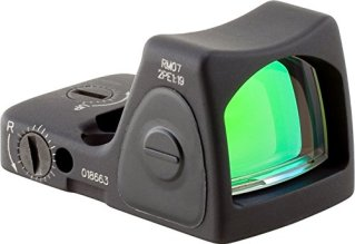 Trijicon RM07 RMR 6.5 MOA Adjustable LED Red Dot Sight