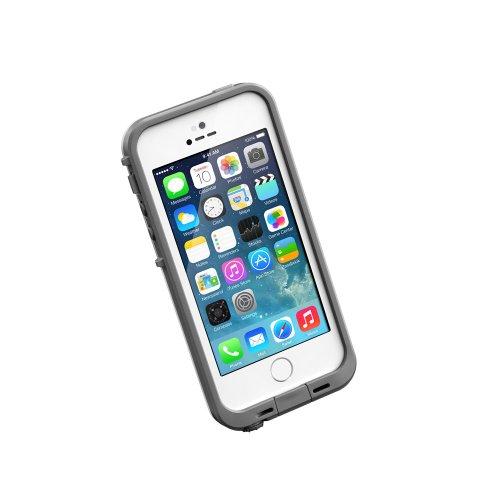 【日本正規代理店品・保証付】LIFEPROOF 防水防塵耐衝撃ケース LifeProof fre iPhone5/5s White ホワイト 2101-02