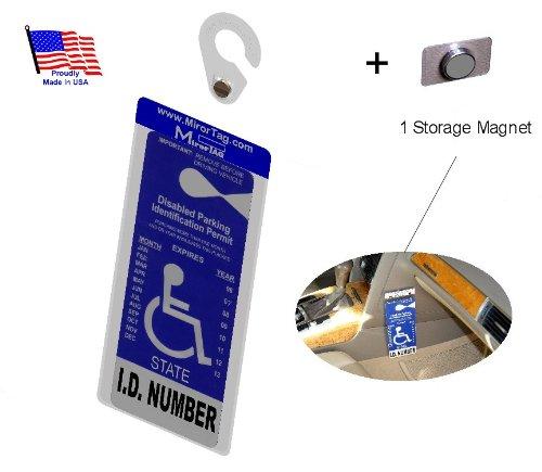 Handicap Hang Tag Holders