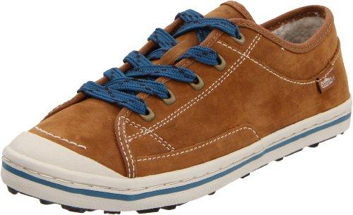 Simple Take on Leather BRR 9082, Damen, Sneaker, Braun (Tobacco TOBN), EU 38 (US 7)