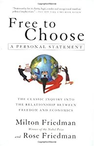 "Cover of ""Free to Choose: A Personal Stat..."