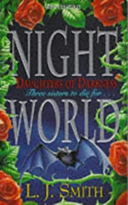 """Cover of """"Daughters of Darkness (Night Wo..."""