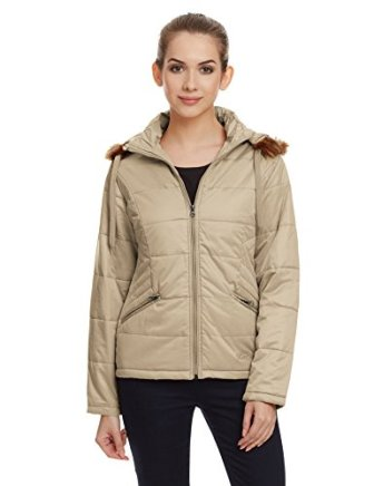 Fort Collins Women's Down Jacket (17762-ol_Fawn_M)
