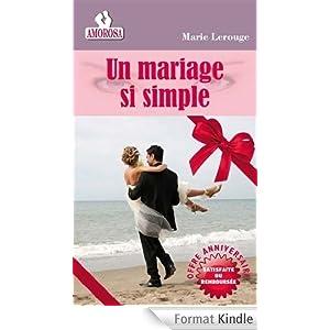Un mariage si simple