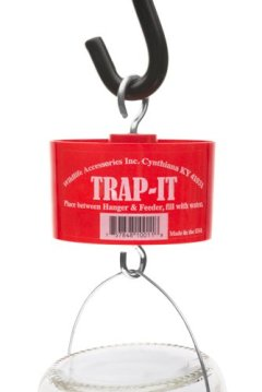 The Trap-It ant guard for your hummingbird feeder