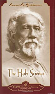 "Cover of ""The Holy Science"""