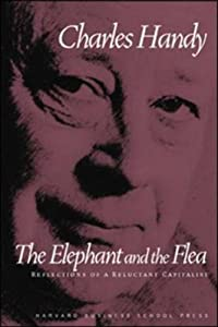 "Cover of ""The Elephant and the Flea"""