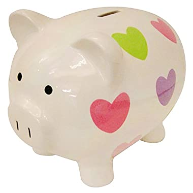 Product Image Circo® Hearts Piggy Bank