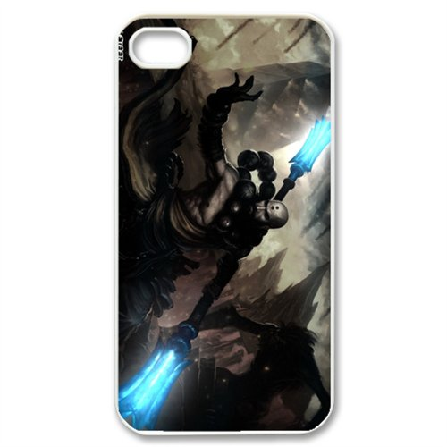 ByHeart Diablo 3 Hard Back Case Skin For Apple IPhone 4
