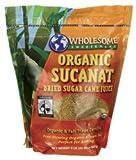Wholesome Sweeteners - Organic Sucanat, , 2 lb crystals